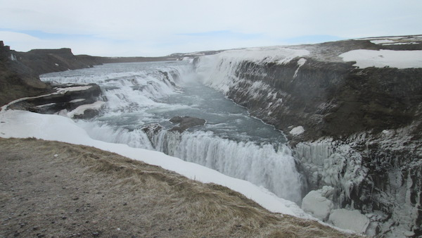 Blog - Gulfoss Iceland