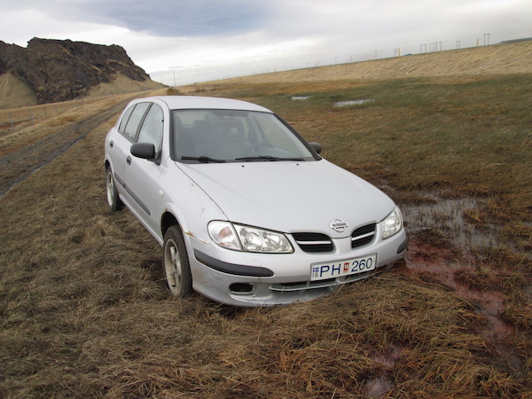 Blog - Stuck Car Iceland