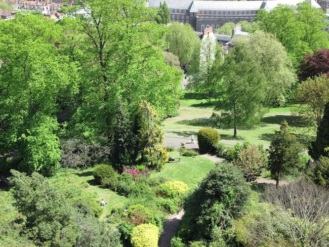 Brandon Hill Park, Bristol, England