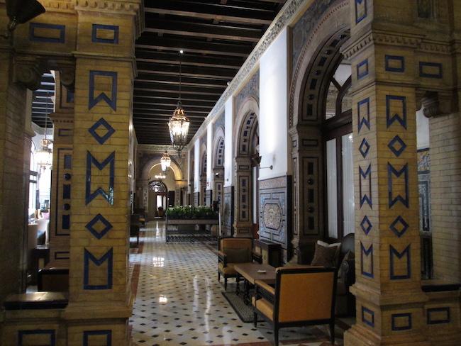 Hotel Alphonso XIII Seville Spain