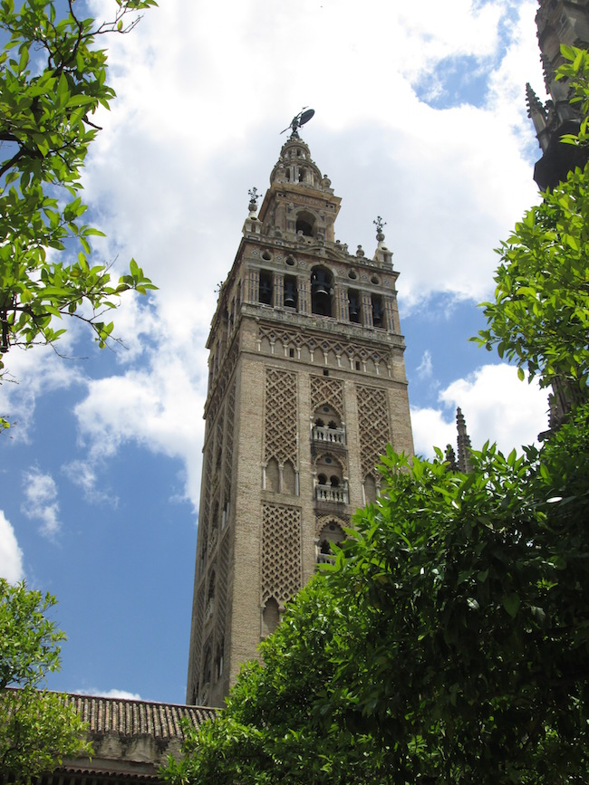 Giralda Tower Seville Spain