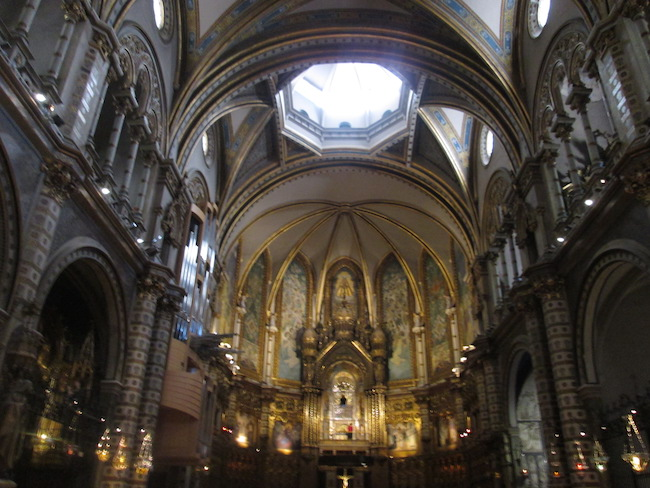 Basilica Monserrat Monastery