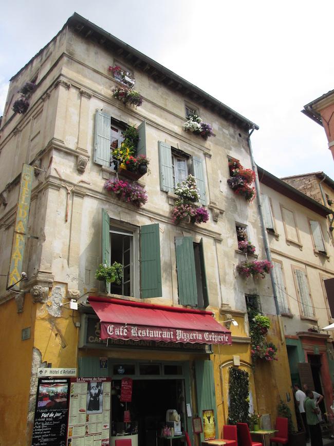 Arle, France