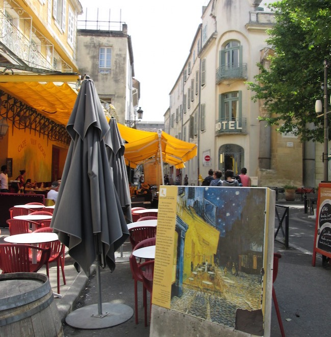 Arle, France Van Gogh
