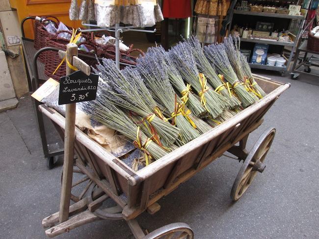 Aix-en-Provence, France Lavendar