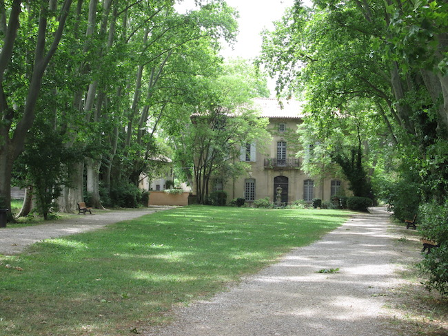 Aix-en-Provence Cezanne house