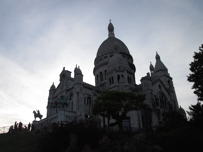 Paris, France Sacre Coeur