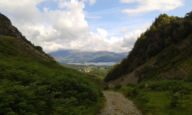 Lake District Hiking