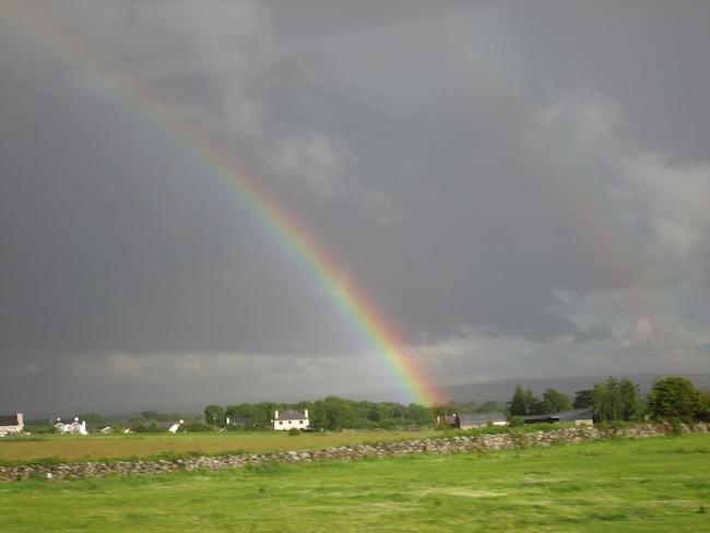 Rainbow, Ireland