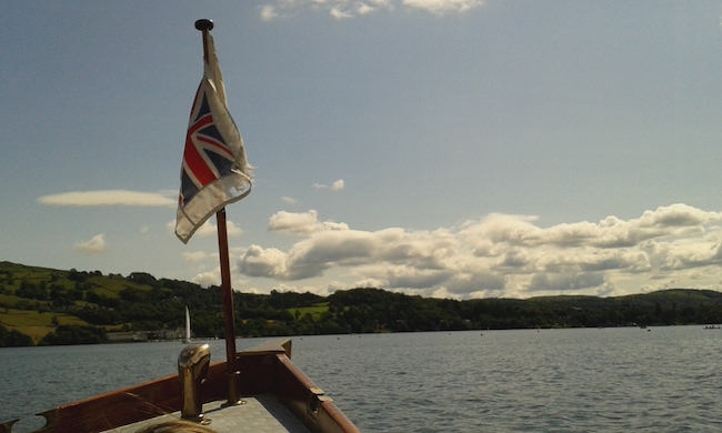 Lake Windermere Ferry