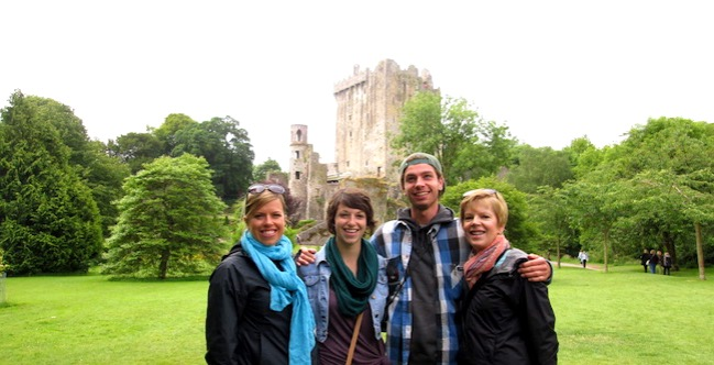 Family Photo Ireland