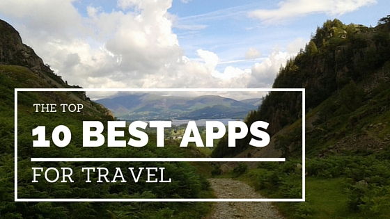 Best Apps for Travel Title