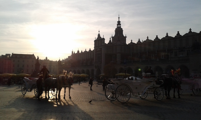 Don't miss the market square at dusk. The views are stunning.