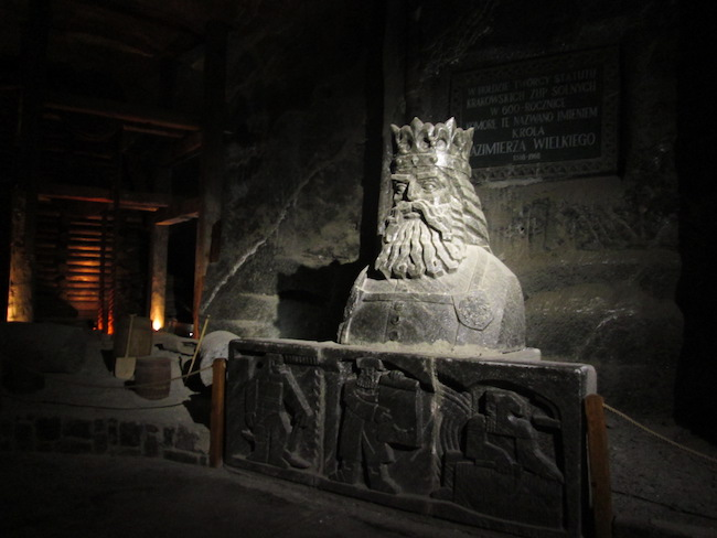 Salt Mines Poland