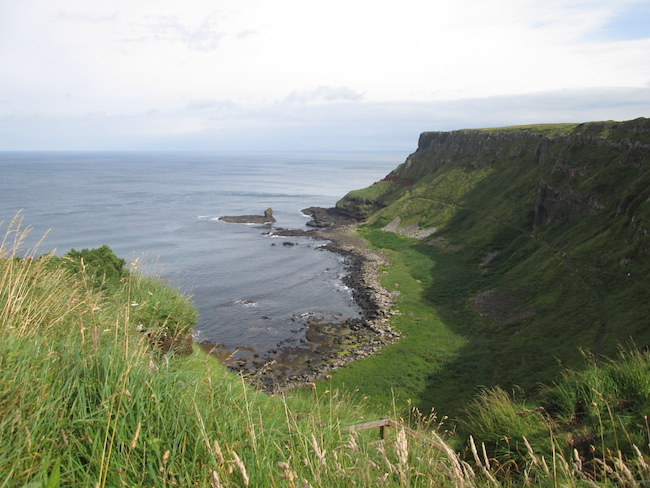 The Giant's Causeway Coastline