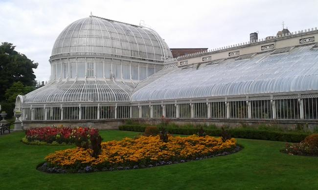 Botanic Garden Pavilion
