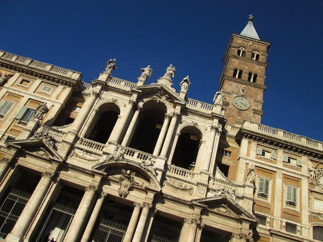 Basilica di Santa Maria Maggiore, Rome, Italy