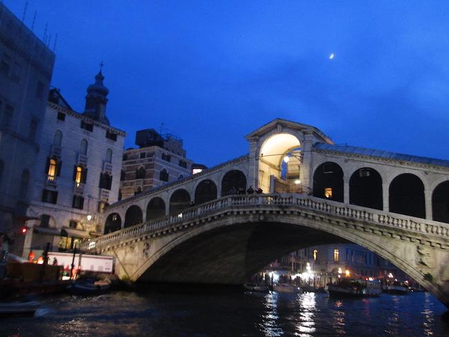 Realto Bridge, Venice, Italy