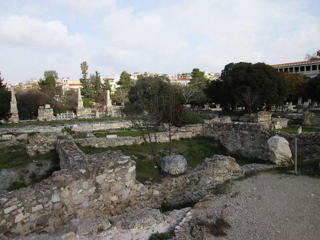 The Ancient Agora