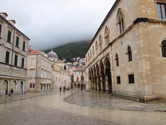 Dubrovnik's Old City is beautiful to explore.