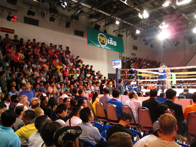 Channel 7 Muay Thai Bangkok