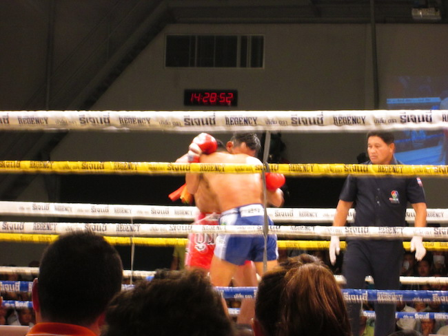 Muay Thai at Channel 7 Stadium
