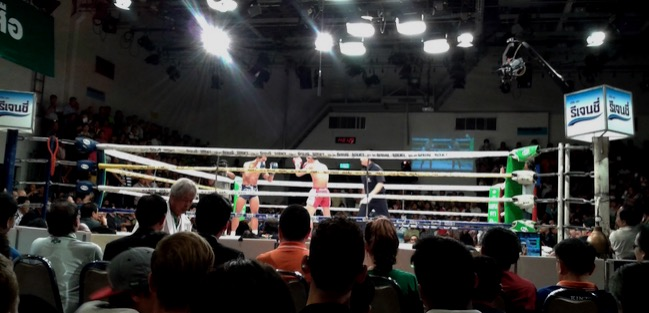Channel 7 Muay Thai Bangkok
