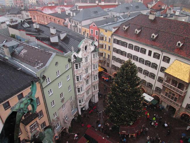 Innsbruck, Austra
