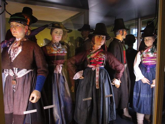 Museum of Tyrollean Folk Life, Innsbruck Austria