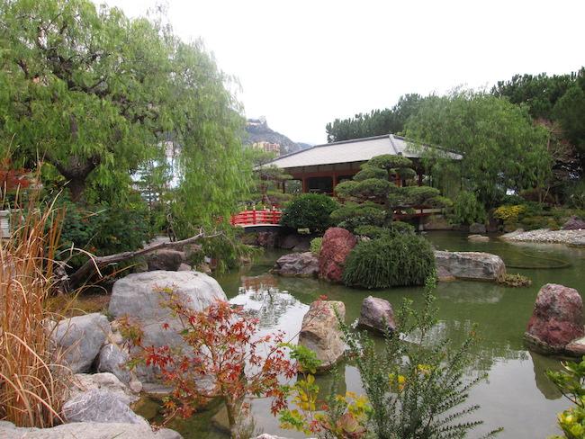 The Japanese Friendship Garden