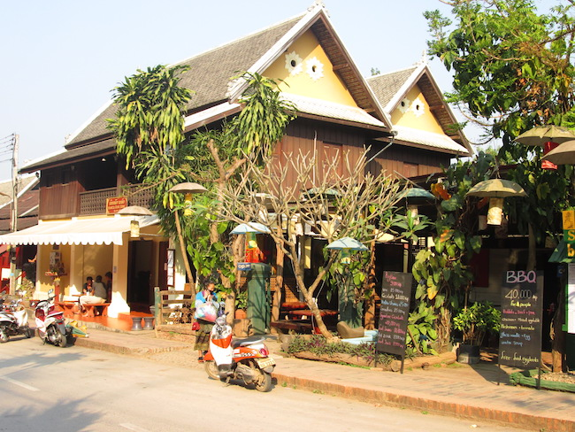 A home in Luang Prabang