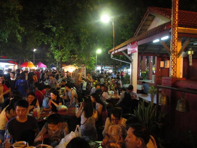 Sunday Market, Chiang Mai, Thailand