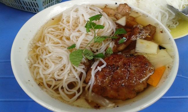 Hanoi, Vietnam street food