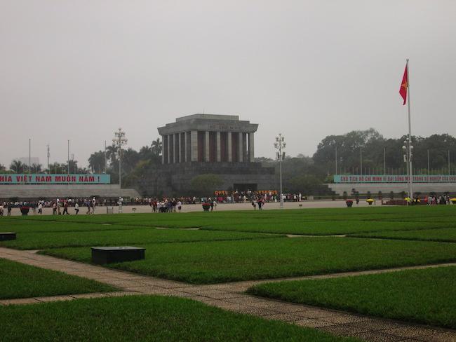 Ho Chi Minh Mausoleum Complex
